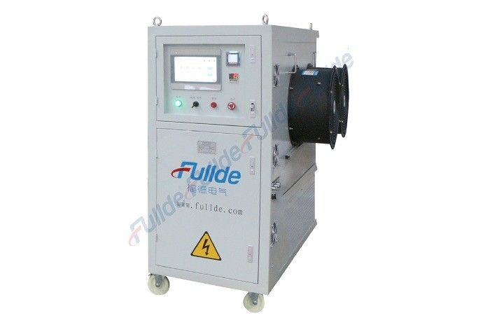 2000KW Continuous Resistive Reactive Load Bank For Factory Acceptance Test