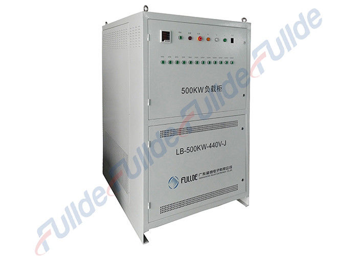 26KVA 120V Resistive Reactive Load Bank With Good Dissipation Performance