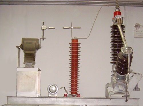 Steel Transformer Neutral Grounding Resistor With Electric Operating Mechanism